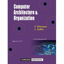 COMPUTER ARCHITECTURE AND ORGANIZATION