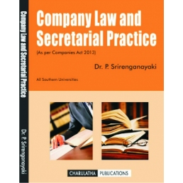 COMPANY LAW & SECRETARIAL PRACTICE (ISBN-13: 978-93-5267-485-5)