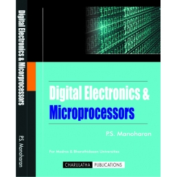 DIGITAL ELECTRONICS & MICROPROCESSORS (ISBN-13:978-81-933409-0-5)