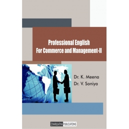 Professional English  for  Commerce and Management