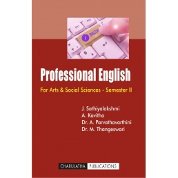 Professional English - II (Arts and Social Science)